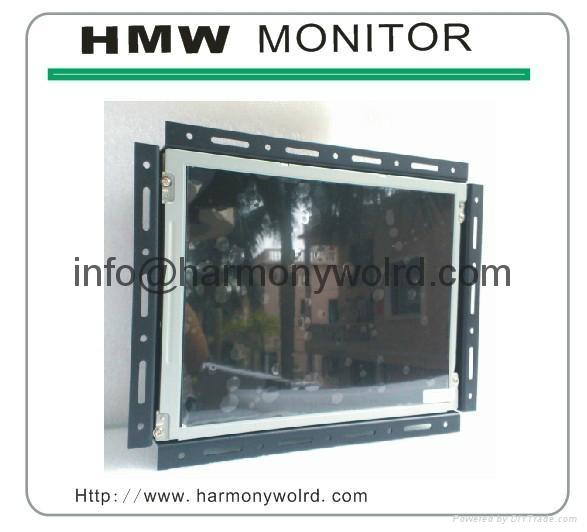 8.4″ monochrome (green) TFT LCD replacement For Cybelec CNC 3300 Monitor  6