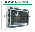 8.4″ monochrome (green) TFT LCD replacement For Cybelec CNC 3300 Monitor