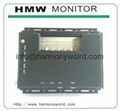 8.4″ monochrome (green) TFT LCD replacement  For Cybelec CNC 7000 Monitor