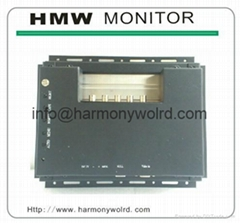 8.4″ monochrome (green) TFT LCD replacement  For Cybelec CNC 7300 Monitor
