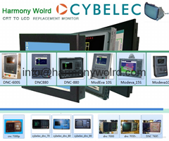 12.1″ monochrome TFT LCD replacement for Cybelec DNC 7200 Monitor (LCD12-0292)