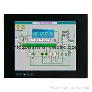 12.1″ monochrome (green) TFT LCD For Cybelec DNC 7300 Monitor (LCD12-0292) 1