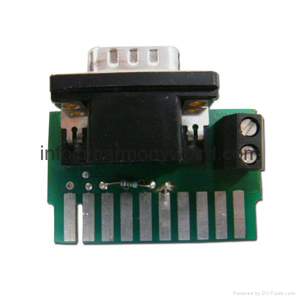 8.4″ monochrome (green) TFT LCD replacement display for Cybelec DNC 74 Monitor 7