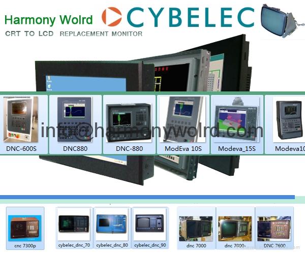 Cybelec DNC 900 PS-TFT monitor 3