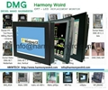 8.4″ TFT LCD monitor is a replacement for Deckel Contour 1/2/3 Dialog 1/2/3/4