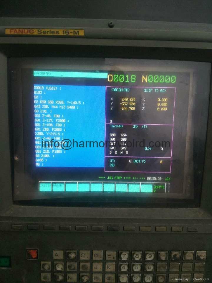 FANUC Monitor 1