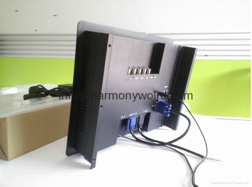 Replacement Monitor For CD14JBS D14CM-01A D14CM-06A Toshiba/Tatung 8