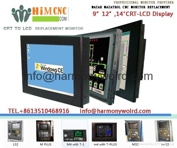 TFT LCD panel For Mazak Fusion Mazak Mazatrol 640T 4