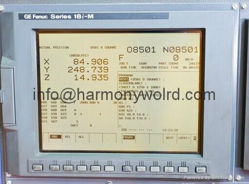 TFT LCD panel For Mazak Fusion Mazak Mazatrol 640T 7