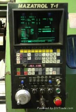 Replacement monitor for Mazak Mazatrol T2 T-2 T Plus T32 T-32 Mazak Mazatrol L32 6