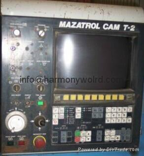Replacement monitor for Mazak Mazatrol T2 T-2 T Plus T32 T-32 Mazak Mazatrol L32 16