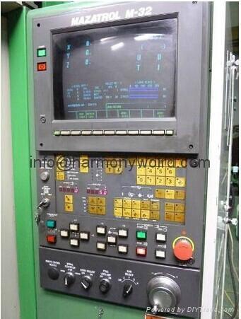 Replacement monitor for Mazak Mazatrol T2 T-2 T Plus T32 T-32 Mazak Mazatrol L32 15