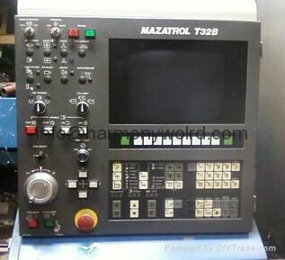 Replacement monitor for Mazak Mazatrol M32 M32B M32T M32+ M-32 Mazatrol M Plus  2
