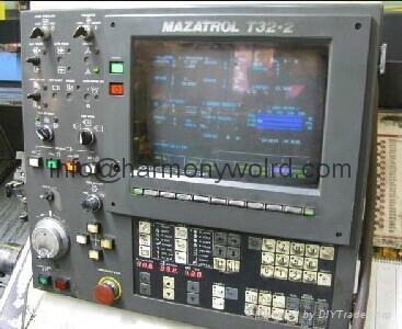 Replacement monitor for Mazak Mazatrol M32 M32B M32T M32+ M-32 Mazatrol M Plus  4