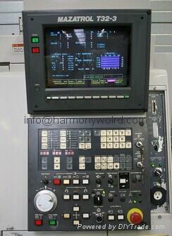 Replacement monitor for Mazak Mazatrol M32 M32B M32T M32+ M-32 Mazatrol M Plus  8