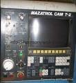 Replacement monitor for Mazak QT 10/10N/15/18/25L/28N/40 /250 QT-10MS SQT-10MS/2 6