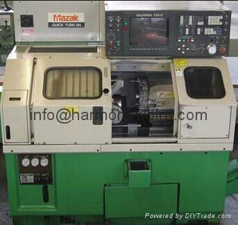 Replacement monitor for Mazak QT 10/10N/15/18/25L/28N/40 /250 QT-10MS SQT-10MS/2 8