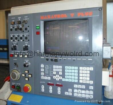Replacement monitor for Mazak QT 10/10N/15/18/25L/28N/40 /250 QT-10MS SQT-10MS/2 10