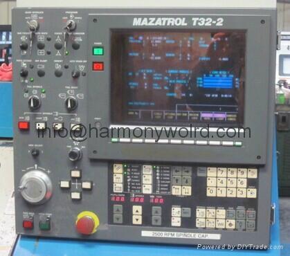 Replacement monitor for Mazak QT 10/10N/15/18/25L/28N/40 /250 QT-10MS SQT-10MS/2 11