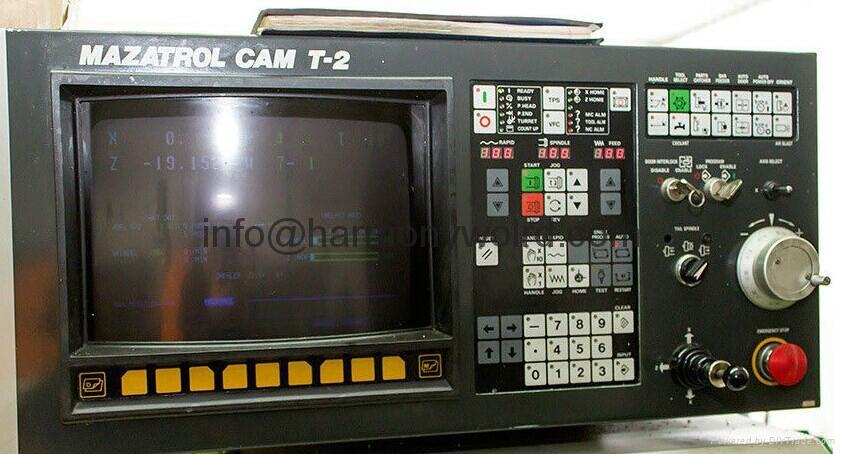 Replacement monitor for Mazak QT 10/10N/15/18/25L/28N/40 /250 QT-10MS SQT-10MS/2 16