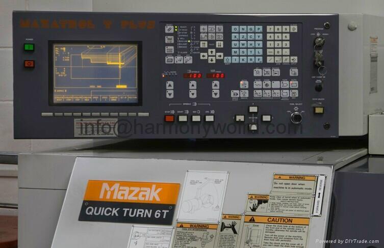 Replacement monitor for Mazak QT 10/10N/15/18/25L/28N/40 /250 QT-10MS SQT-10MS/2 17