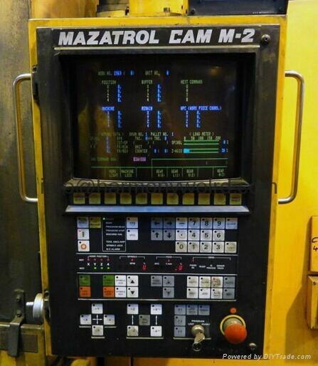 Replacement monitor for Mazak QT 10/10N/15/18/25L/28N/40 /250 QT-10MS SQT-10MS/2 19