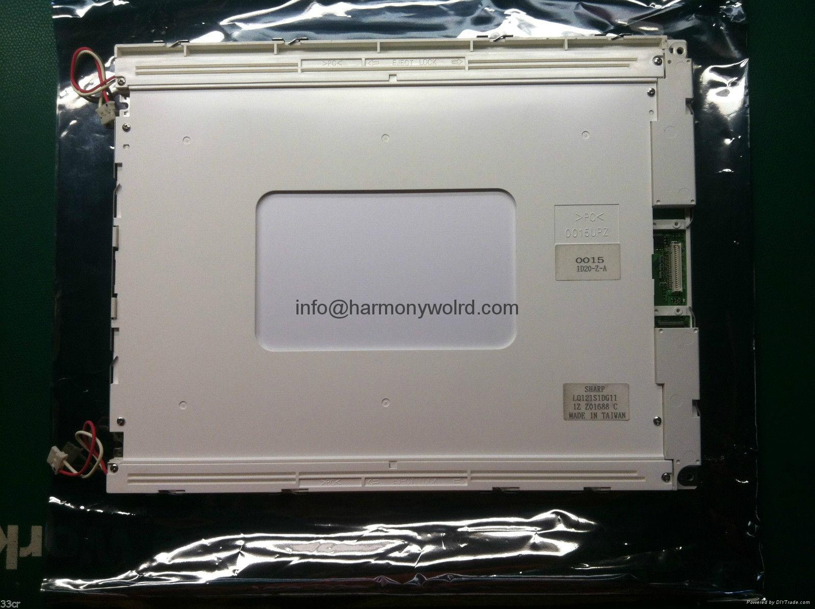 "12,1"" TFT monitor For  SIEMENS Sinumerik 840 D 6FC5203-0AB51-2AA0 3"