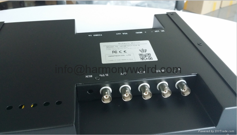 """TFT Monitor for Hurco Z-AXIS CRT Monitor V212AM014 12"""" monochrome  10"""