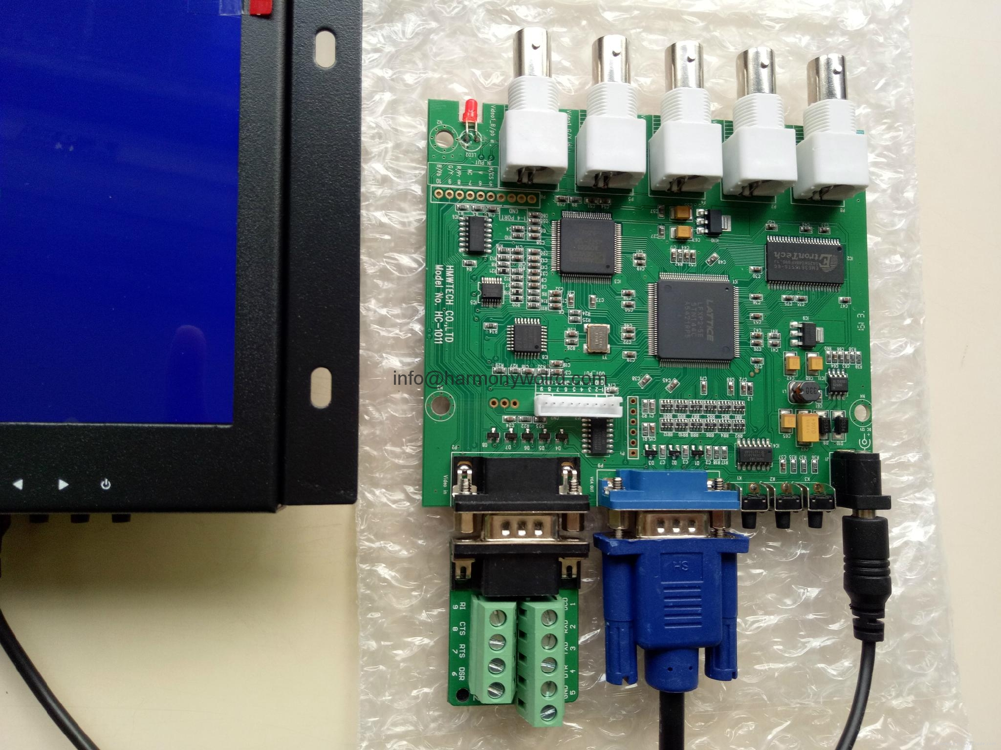 TFT Monitor for Matsushita TR-6DA1B CRT Monitor TR-6DA1B  8