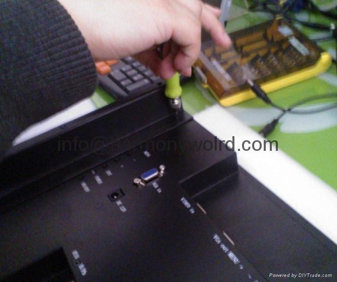 TFT Monitor for Matsushita TX-1450AB TX-1450AB5 TX-1450ABA5 CRT  Monitor  8