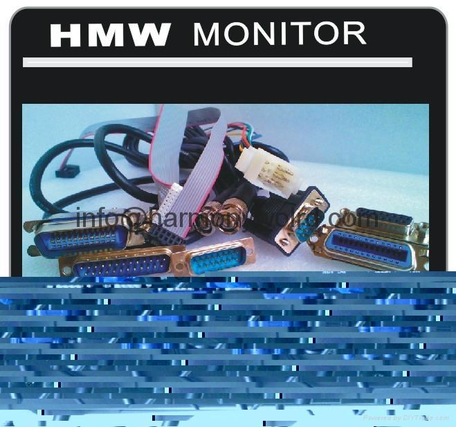 TFT Monitor for Matsushita TX-1450AB TX-1450AB5 TX-1450ABA5 CRT  Monitor  11