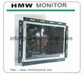 TFT Upgrade Monitor For Totoku CRT Monitor MDT941B-2A  MDT-948B-3A MDT948B-3B  7