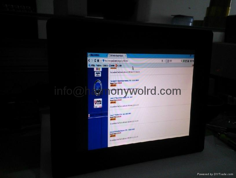 TFT Upgrade Monitor For Z-AXIS V21404023 V212AM002 V41231010 V212AM014 MONITOR 4