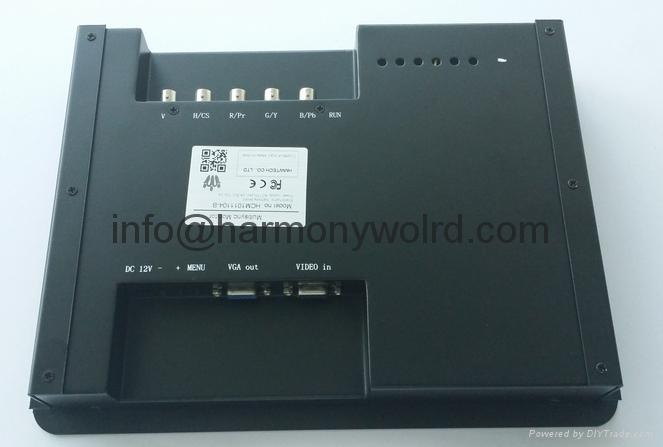 LCD Upgrade Monitor retrofit For ALLEN BRADLEY CRT monitors 4