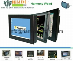 LCD Upgrade Monitor retrofit For ALLEN BRADLEY CRT monitors