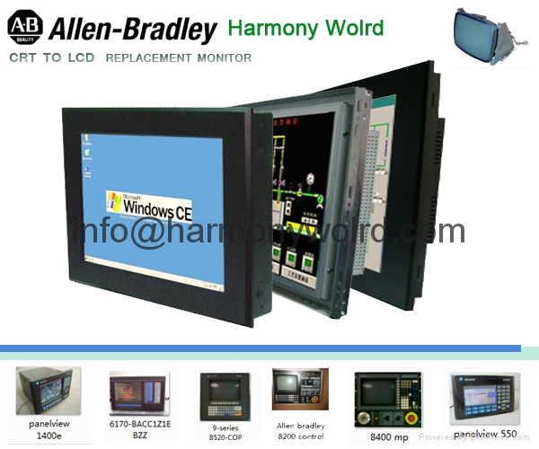 LCD Upgrade Monitor for PANE  IEW 1400 2711-T14C8 2711-K14C14  10
