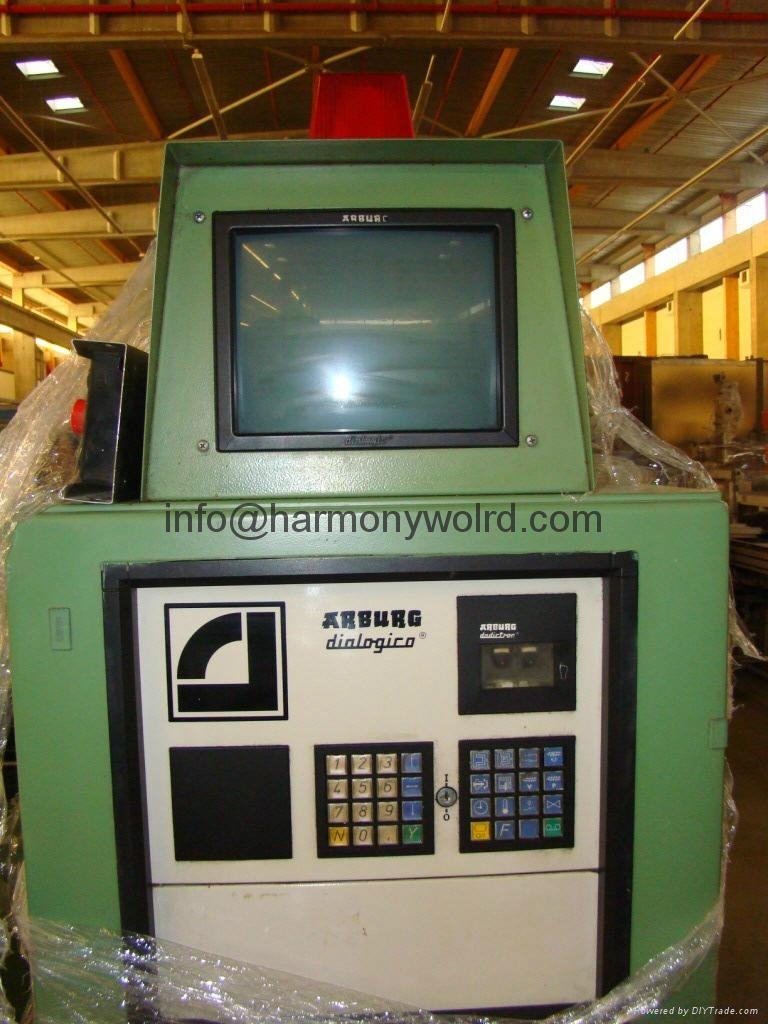 LCD Upgrade Monitor For Arburg 170/320m/370 /370_CMD Injection Molding Machine 5