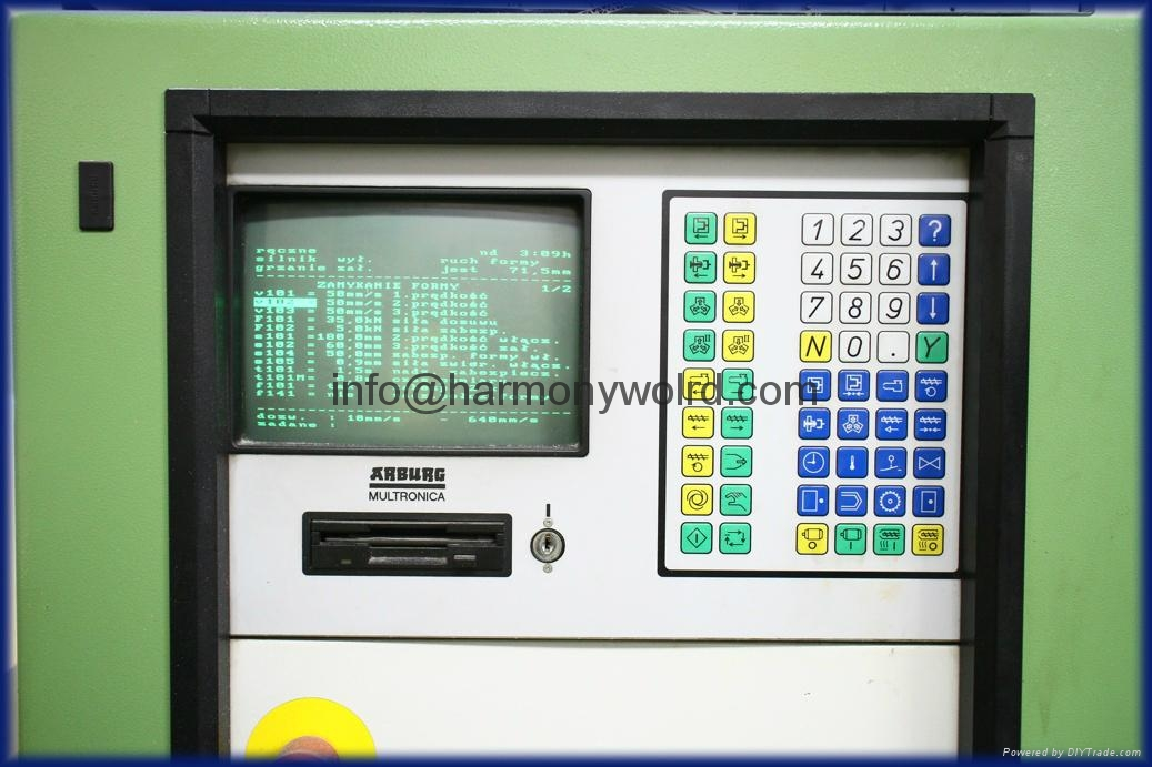 LCD Upgrade Monitor For arburg_520C/520m/570c/305-eco Injection Molding Machine 4