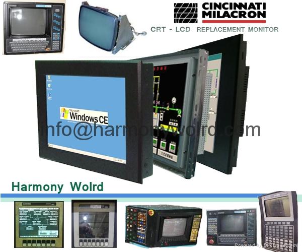 LCD Upgrade Monitor For CINCINNATI MILACRON CAMAC VST /XTL /VSX /486C OPERATOR 1