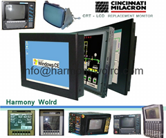 LCD Upgrade Monitor For CINCINNATI MILACRON CAMAC VST /XTL /VSX /486C OPERATOR
