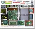 LCD Upgrade Monitor For CINCINNATI MILACRON CAMAC VST /XTL /VSX /486C OPERATOR