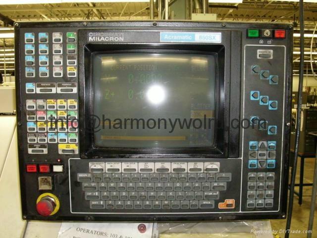 LCD Upgrade Monitor For CINCINNATI MILACRON  ACRAMATIC 750/ 850 SX /950  OP  12