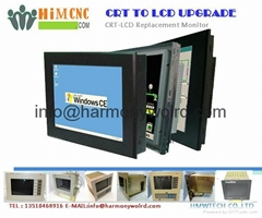 LCD Upgrade Monitor For AEG Modion PanelMate 92-00930-00 MM-PM21-400 PM+ 2000C