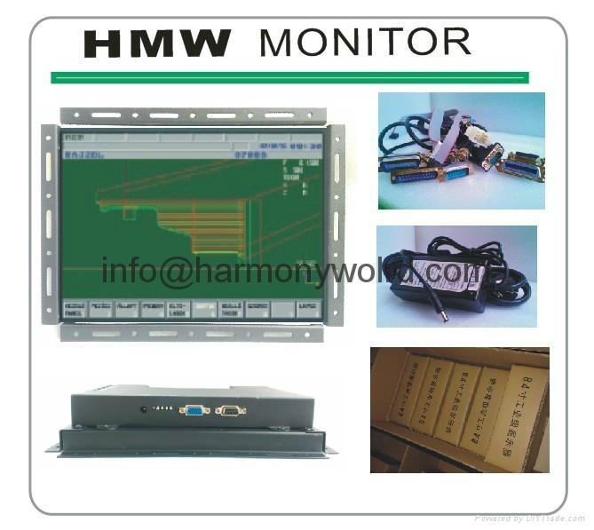 LCD Upgrade Monitor For Modicon MM-PM21-300 92 00822 00 Operator Interface Compa 4