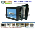 LCD Upgrade Monitor For 9 inch CRT in Cutler Hammer PANELMATE 91 00918 03 1