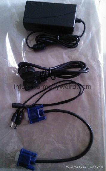 Upgrade Matsushita TR-121AYB TR-121A1C TX-1201AL TR-120S9C TX-1201AJ  CRT to LCD 4
