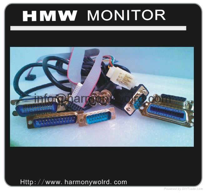 Upgrade Monitor for Matsushita TR-13DG1C TR13DG1C pcb edge connector 5