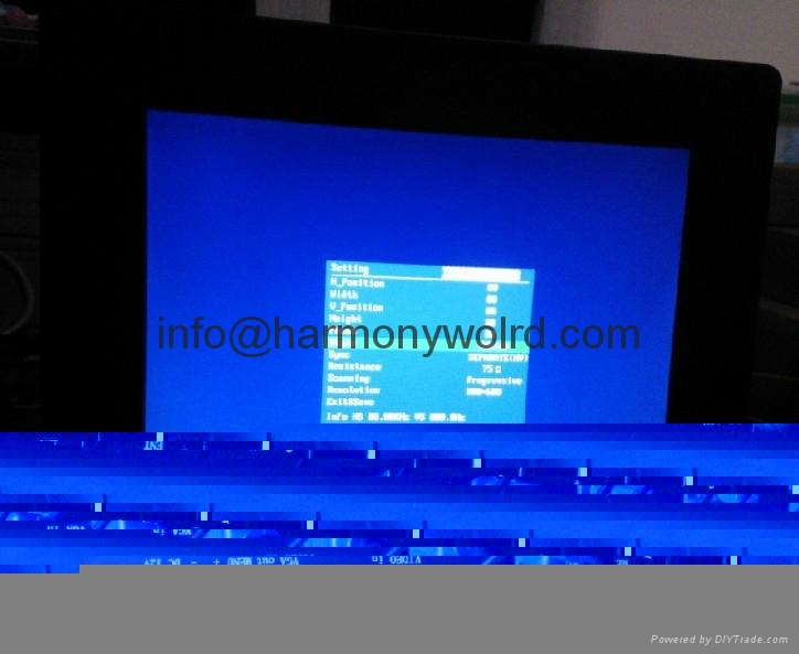 Upgrade FAGOR AUTOMATION 50 14C-COL MON50/55-14-COL INDUSTRIAL MONITOR To LCDs 8