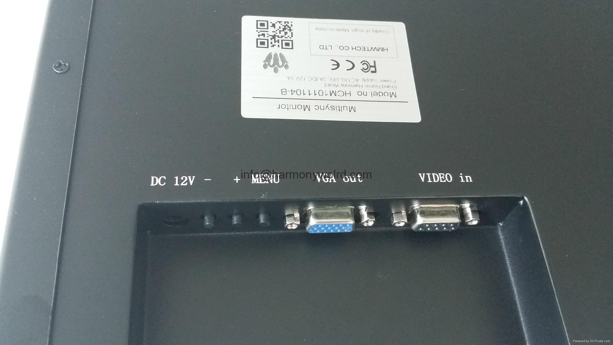 Upgrade Allen Bradley Monitors 916724-08 958671-02 CM-1210 D12CX73 CRT To LCDs  9