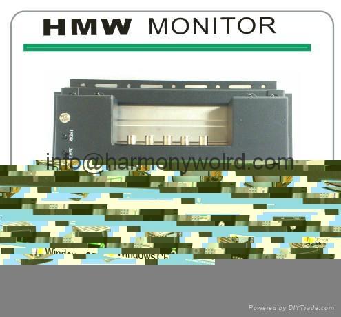 "Upgrade Mitsubishi Monitor MDT947 MDT947B MDT947B-1A MDT947B-2B 9"" CRT To LCDs  2"
